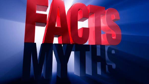 12 Mitos ou Verdades